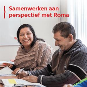 samenwerken aan perspectief met Roma