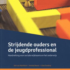 strijdende ouders en de jeugdprofessional