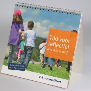 de viervensters kalender