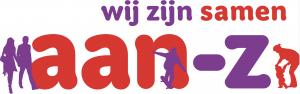Logo wij zijn samen aan-z